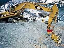 Поворачиваемый трамбовщик SBV 55 H1D для уплотнения при строительстве