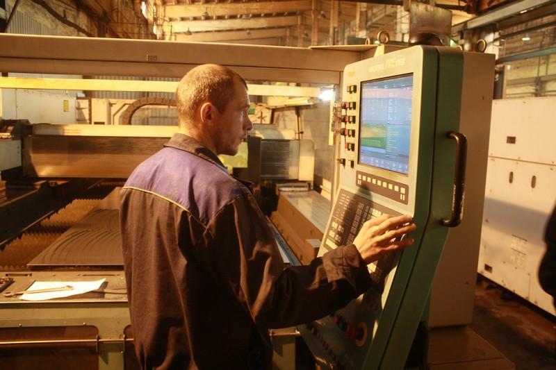 Завод по производству печей термофор