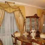Шикарные шторы для кухни