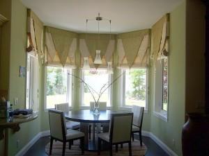 Римские шторы для кухни фото новинки 2015