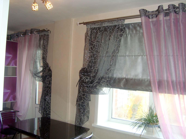 фото в современные 2015 гостиную штор фото
