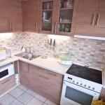 Кухня гостиная в хрущевке дизайн фото