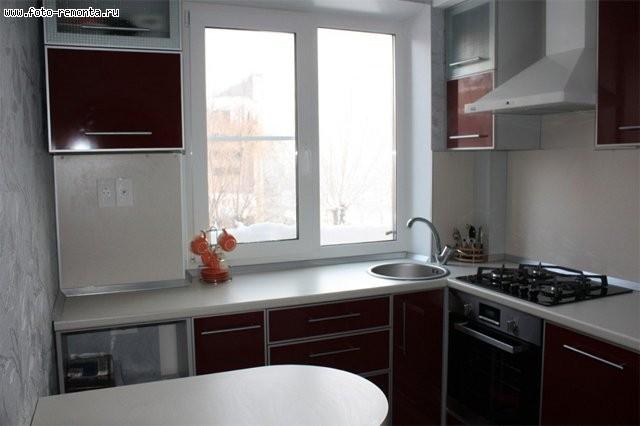 ремонт в кухне 5 кв.м фото в хрущевке