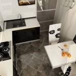 Кухня мебель дизайн интерьер фото хрущевка