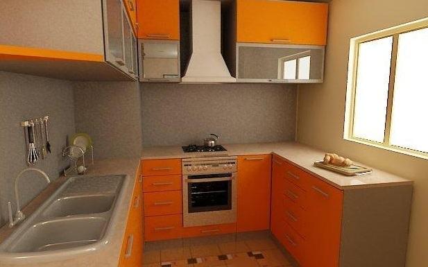 Дизайн очень маленькой кухни в хрущевке