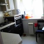 Дизайн маленькой кухни 6 метров в хрущевке