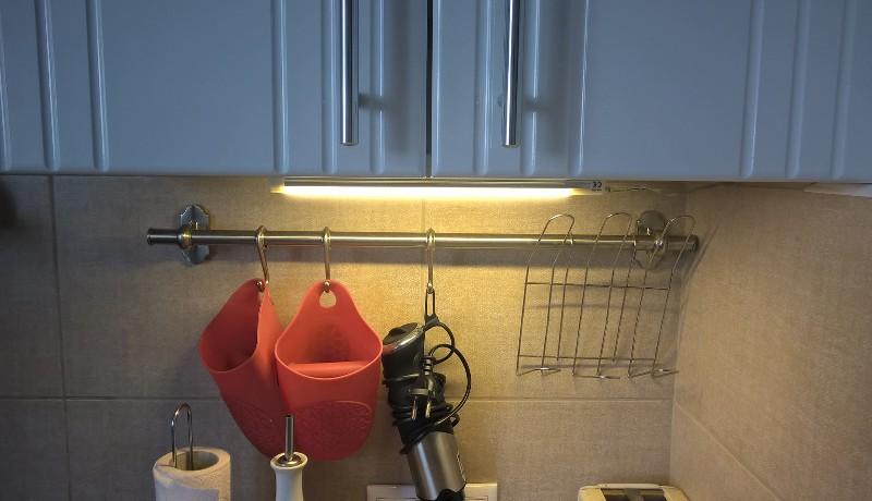 Светодиодный светильник под шкафчик
