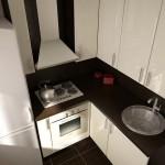 Малогабаритная кухня в хрущевке дизайн фото