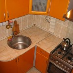Мебель для кухни в хрущевке дизайн фото