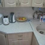 Идеи дизайна маленькой кухни хрущевки фото