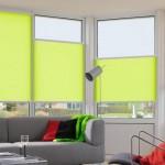 Рулонные шторы на пластиковые окна — фото