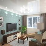 Интерьер-гостиной-спальни-18-кв-м