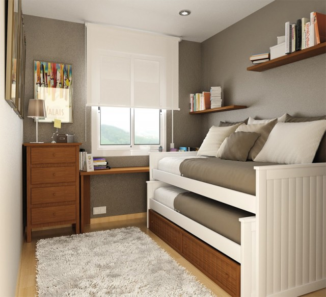 Дизайн комнат 12 кв. метров