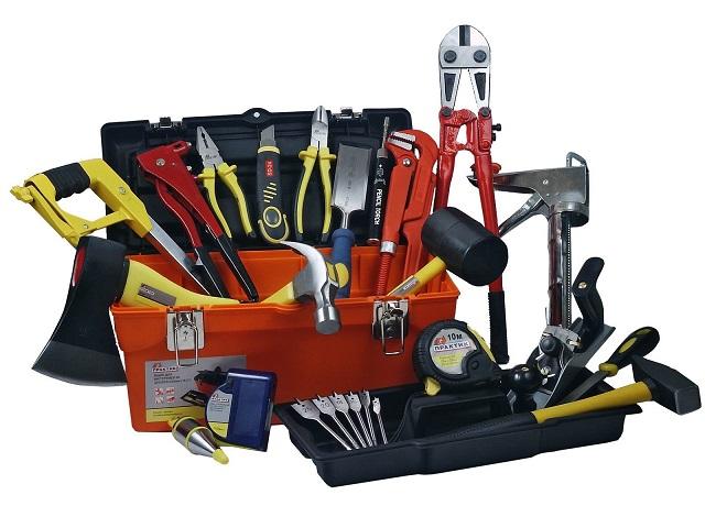 Основные инструменты для ремонта квартиры