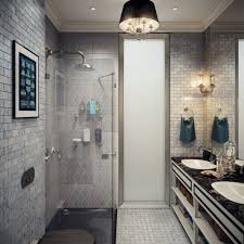 ванная в американском стиле