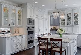 кухня в американском доме