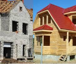 Современные стройматериалы для строительства дома