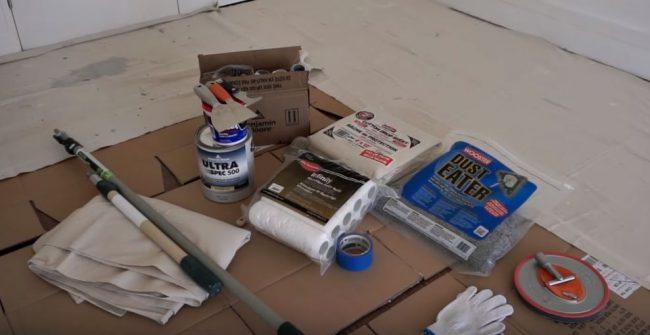 инструмент для покраски