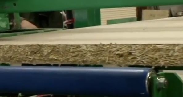 панели из соломы