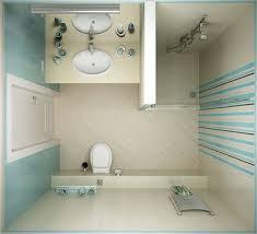 пространство ванной комнаты