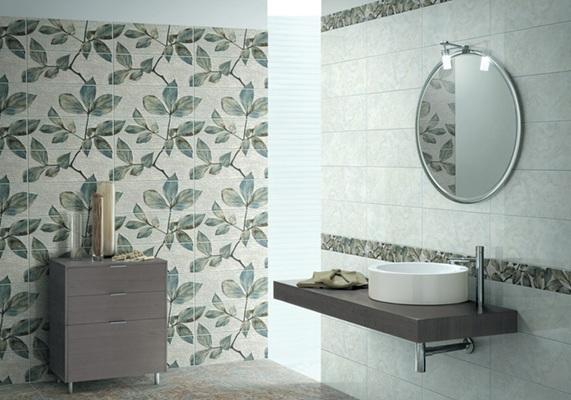 ванна с плиткой Керама Марацци