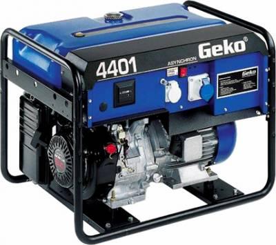 бензиновые генераторы Geko
