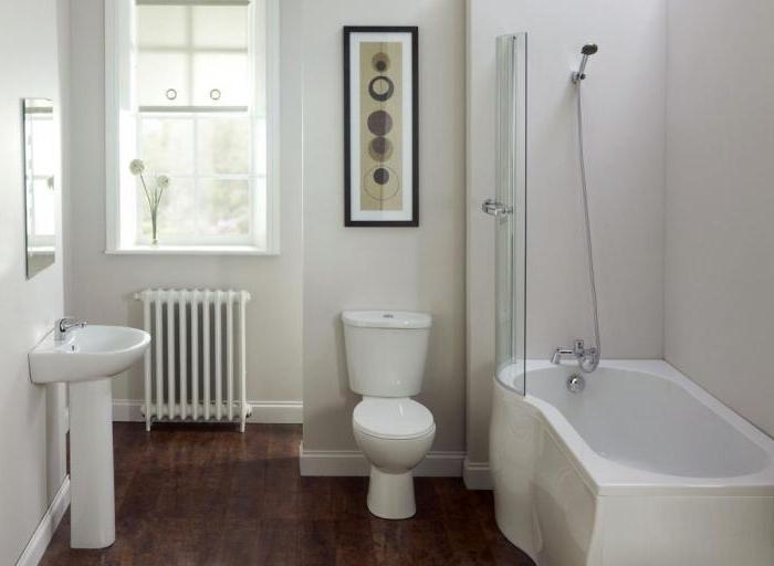 Смена интерьера в ванной