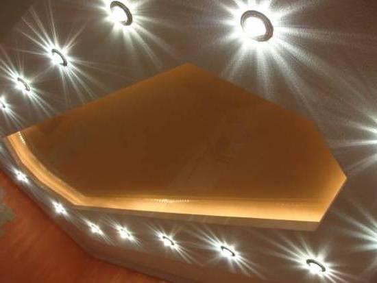 светодиодные светильники встраиваемые