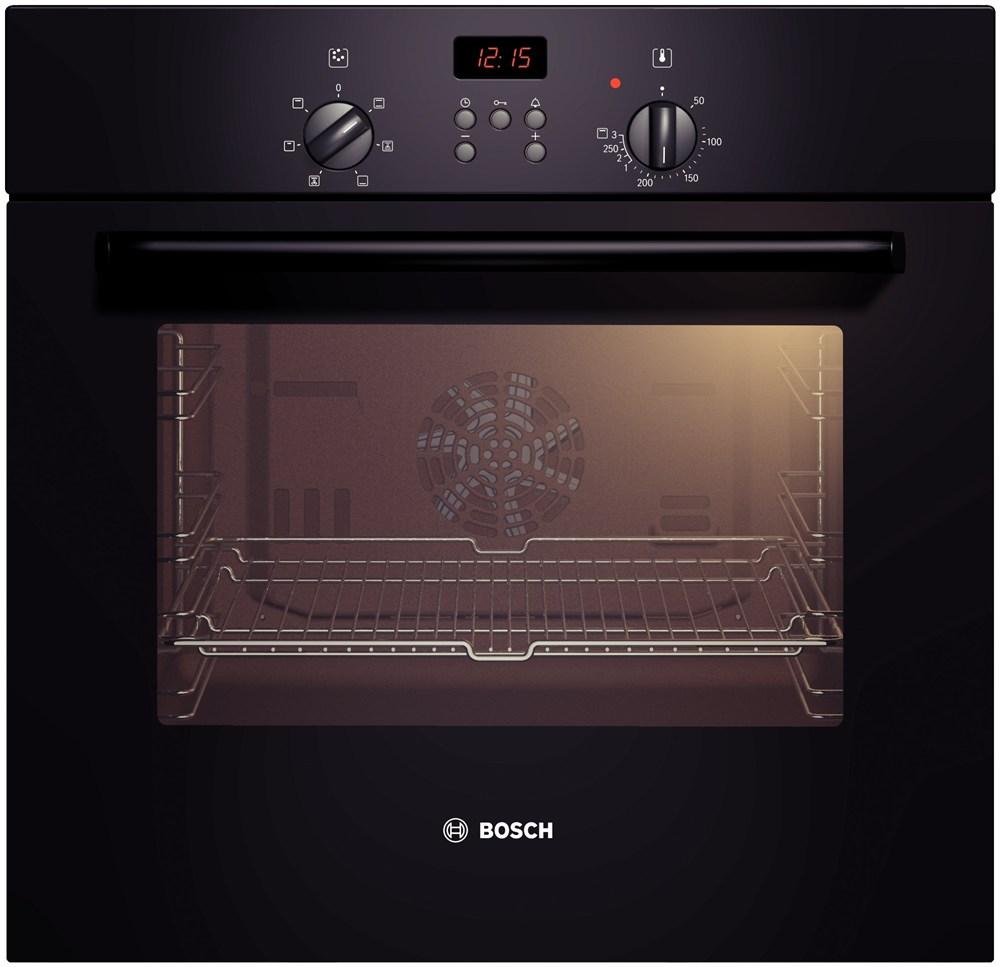 духовой шкаф Bosch черный