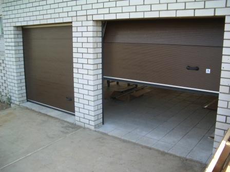 гаражные воротоа