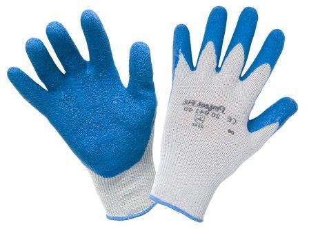 перчаток с латексным покрытием