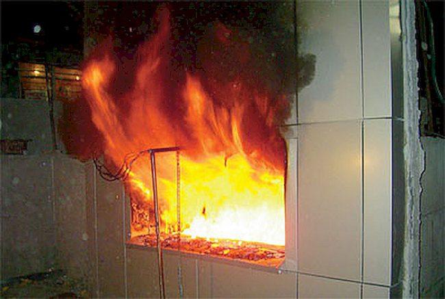 огневые испытания навесных фасадов