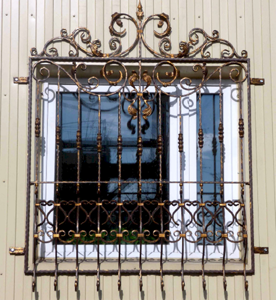 решетка на окне